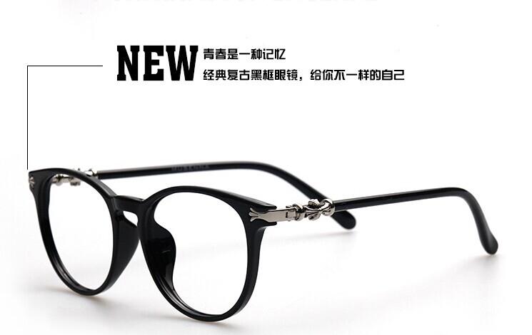 新品克罗心文艺范可爱眼镜架