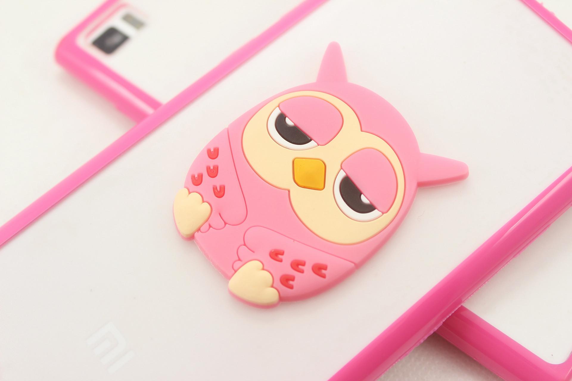 猫头鹰 小米3手机壳
