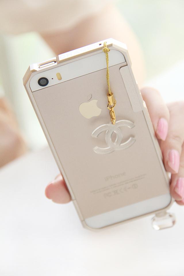 小香儿iphone5/5s边框手机壳