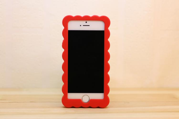 史努比iphone5/5s硅胶边框