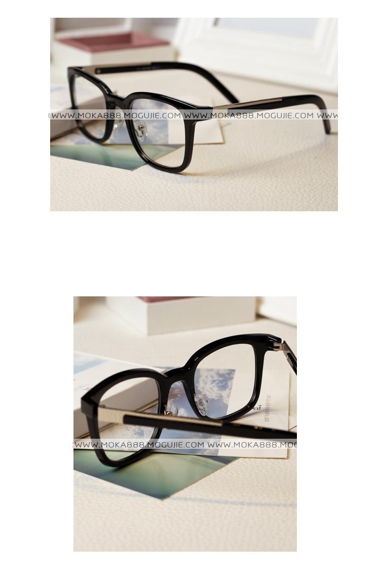 复古男款眼镜框