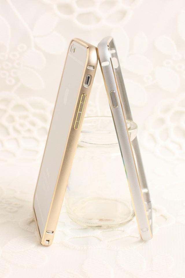 独家iphone6金属边框手机壳