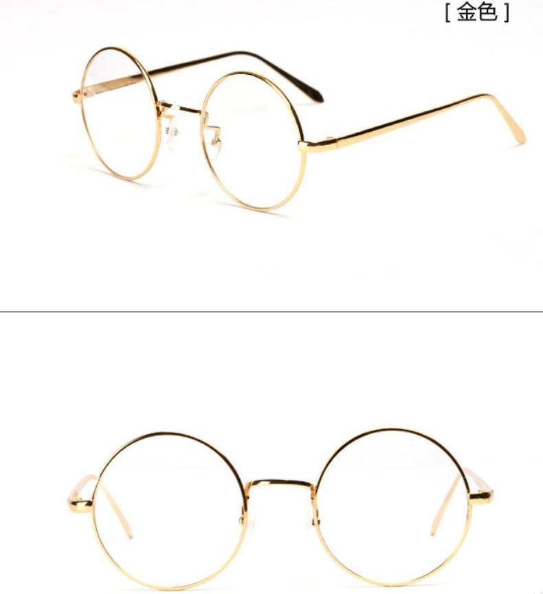 复古圆眼镜