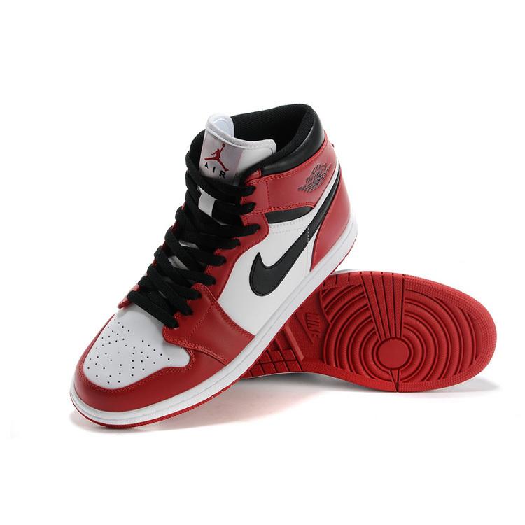 aj1乔丹1号 高帮篮球鞋