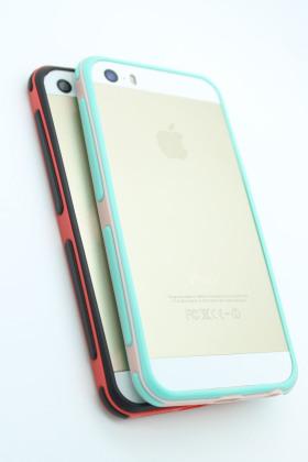 卡马龙苹果手机边框套