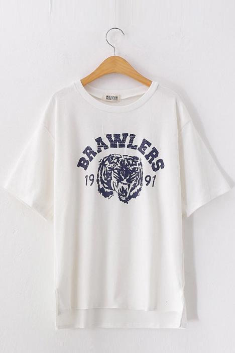 t恤,新款,韩版,上衣,宽松