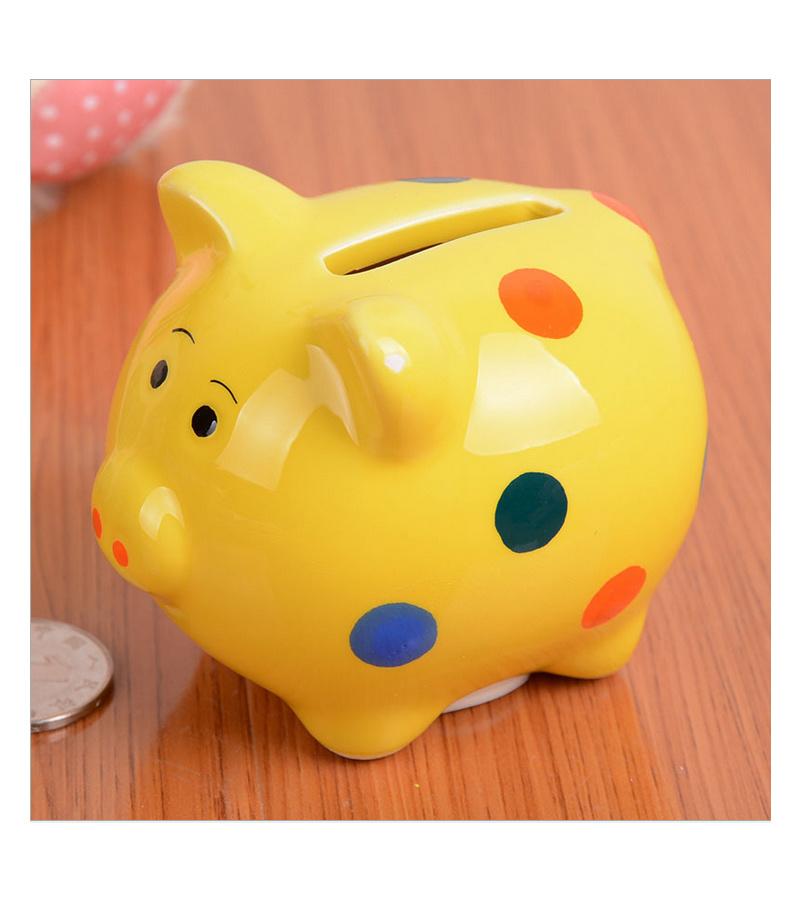 小猪织法_小猪存钱罐
