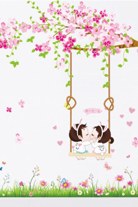 墙贴,贴画,贴纸,墙纸,儿童贴画,儿童卡通纸,房间贴纸