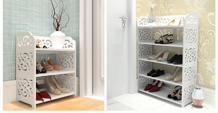 欧式创意简易多层鞋架