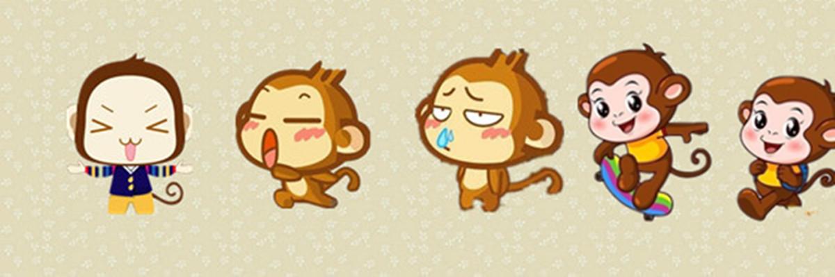 小猴子_蘑菇街优店