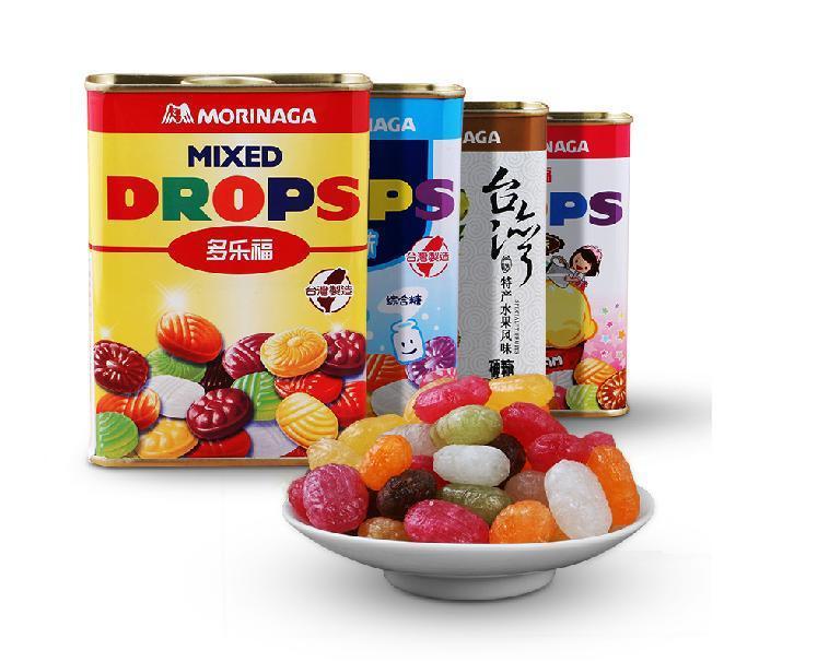 台湾森永 多乐福水果糖 综合口