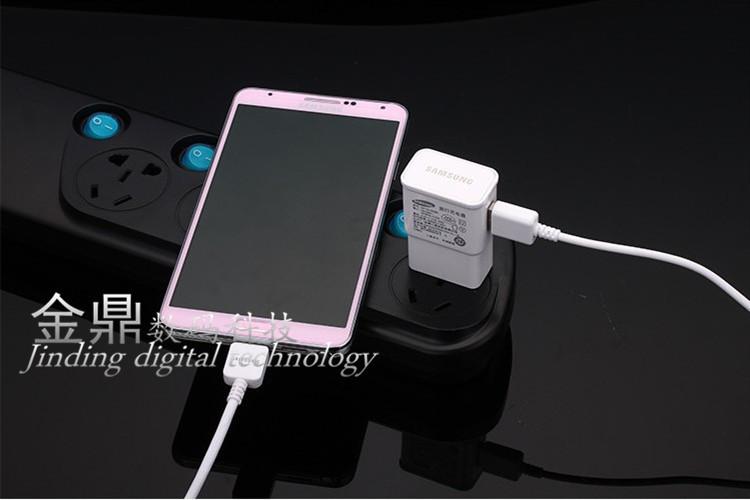 三星5v2a 充电器大功率小米苹果 usb直充插头 数据线