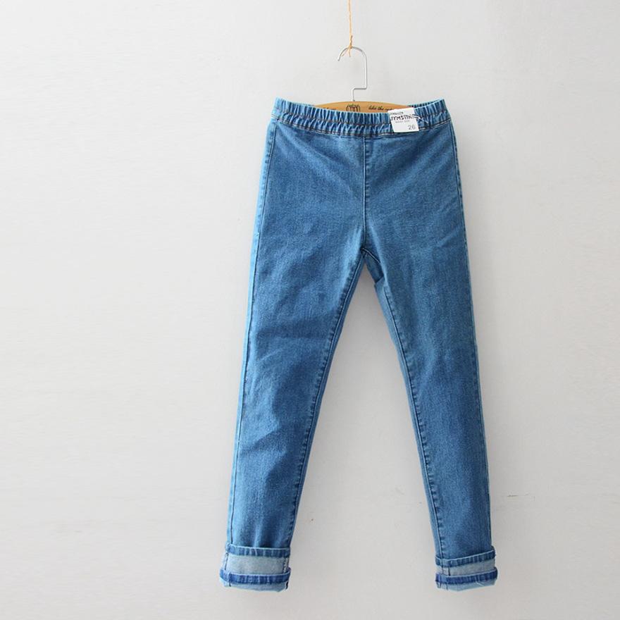 松紧带的裤子款式结构图