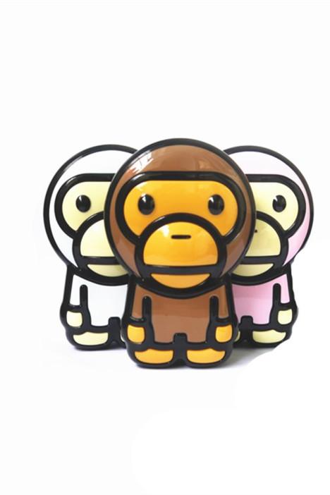 新款超萌小猴子充电宝13000man