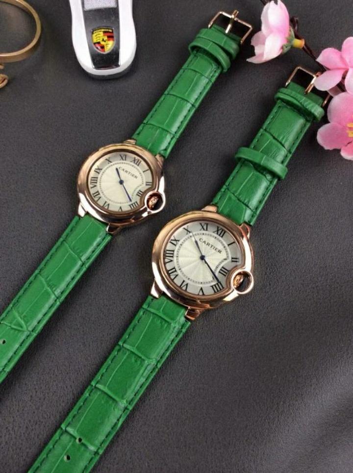 男女款皮带手表
