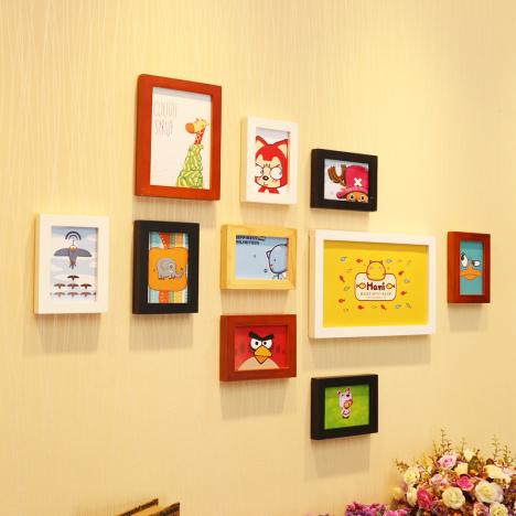 幼儿园装饰框