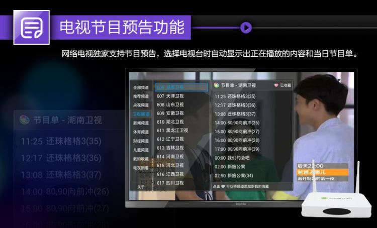【电信联通华数网络机顶盒四核无线wifi高清宽带电视