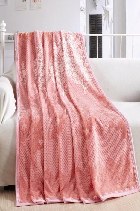 金貂绒毛毯