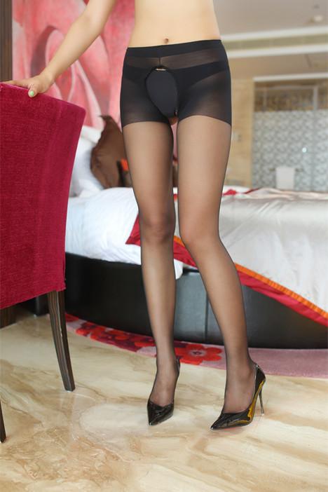 丝袜,性感,女士,显瘦,开裆丝袜,连裤袜,袜子