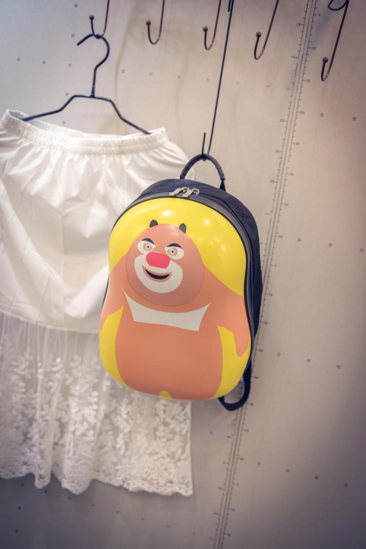 【【sunny家bag】3d卡通动物蛋壳包幼儿园儿童书包】
