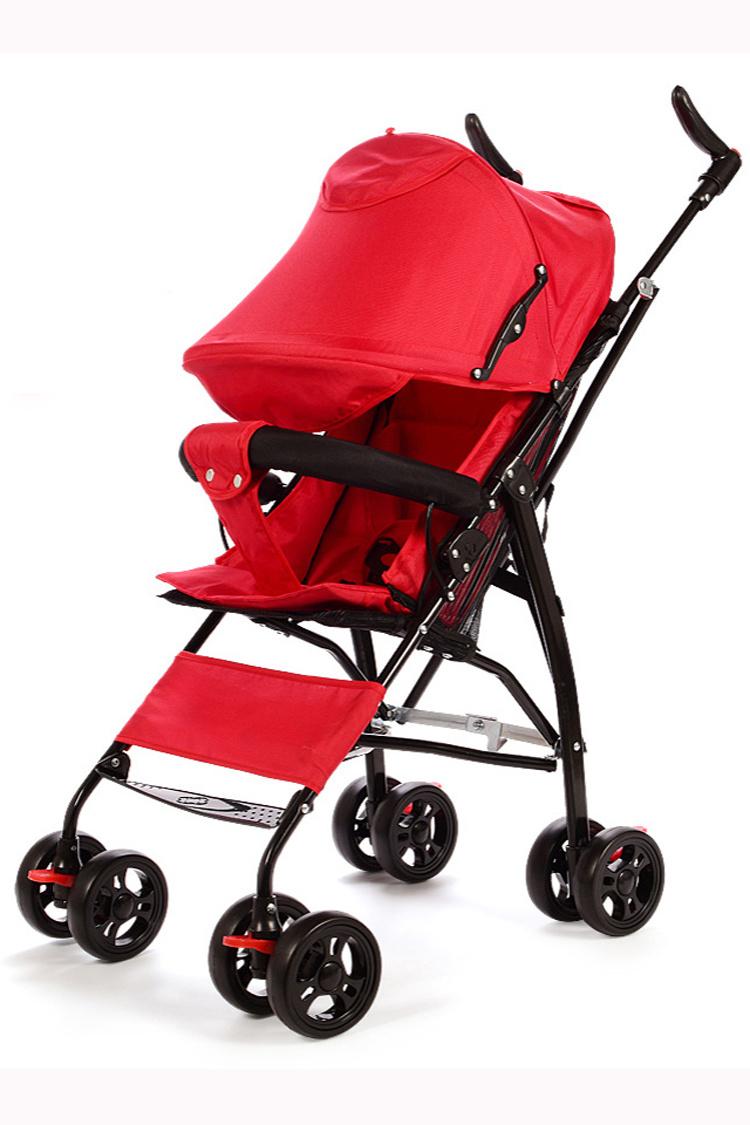 【儿童婴儿车伞把车童车折叠轻便型婴儿推车】-母婴
