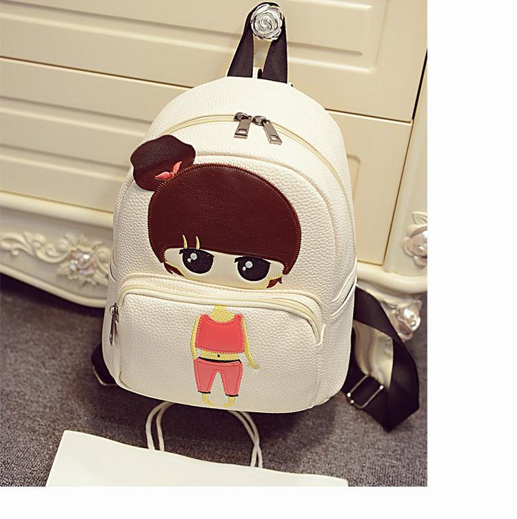 小背包儿童双肩包卡通迷你韩版女包可爱女孩萌小希少女