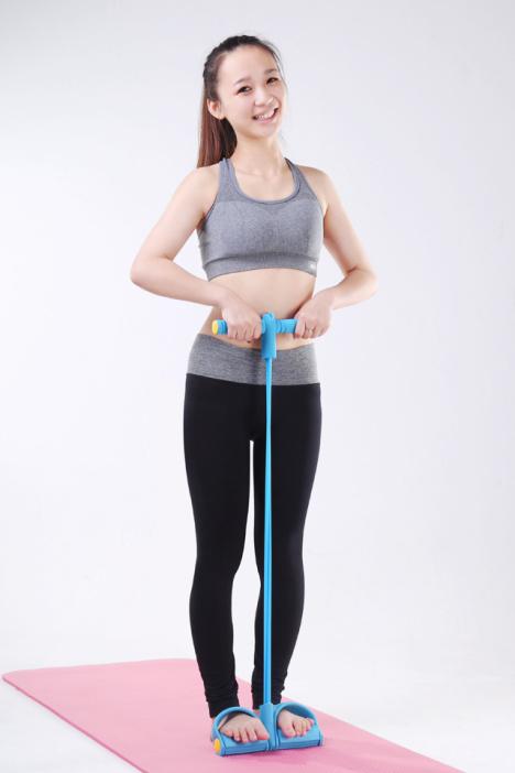 瑜伽垫,拉力器,健身,瘦身,减肥,瘦脸,瘦肚子粉和瘦腿山药粉茯苓图片