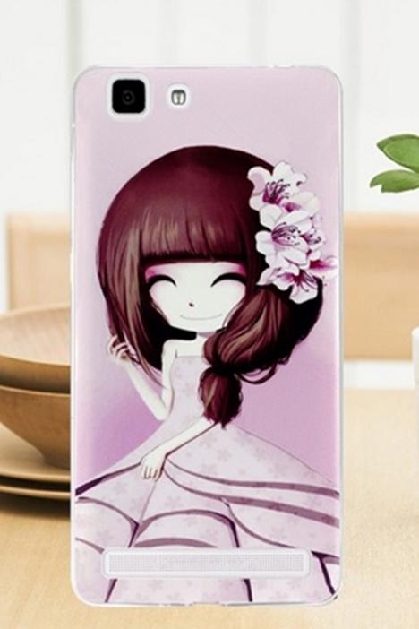 小清新,情侣,手机套,可爱,透明