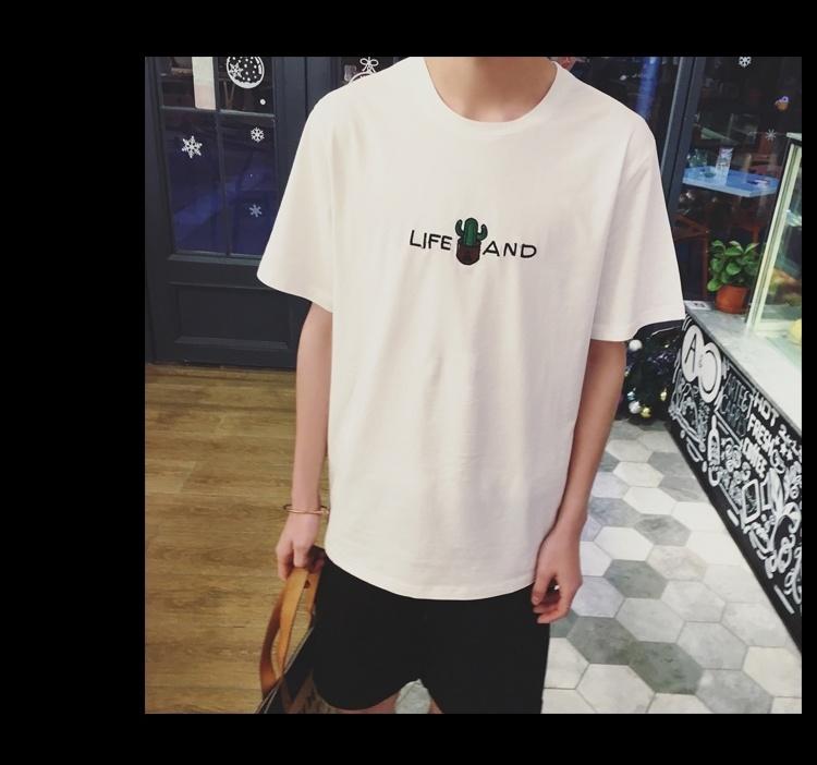 男字母t恤(7)