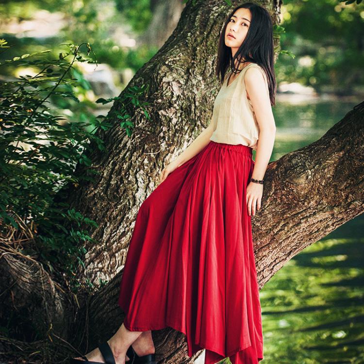 森系复古文艺欧式风格女生头像
