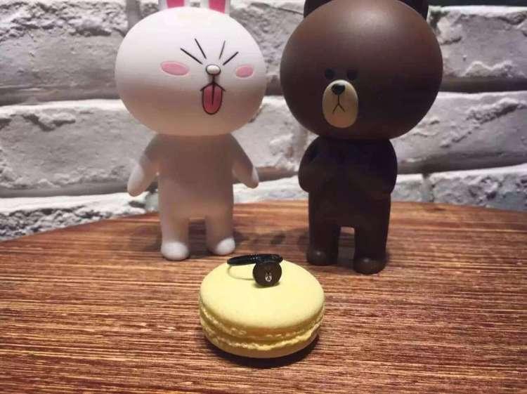 韩国可爱卡通饰品 东大门萌萌哒 小熊小鸡小兔开口戒指指环女