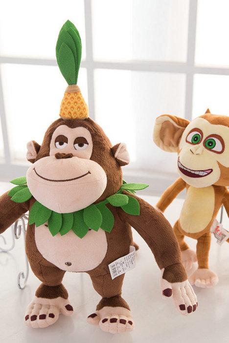 熊出没里的猴子国王是叫吉吉还是齐齐