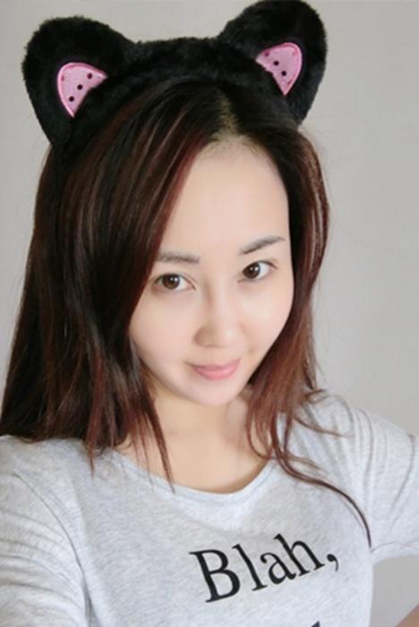 刘海发卡韩国时尚可爱