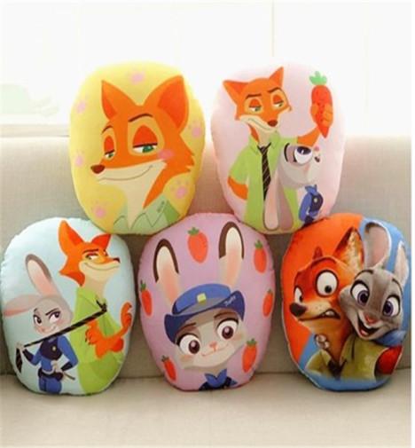 【疯狂的动物城 狐狸 兔子